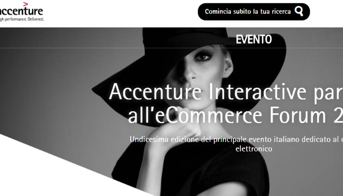 2 to the e-commerce forum 2016 in Milan