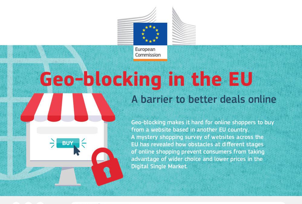"EU Geo-blocking towards a ""goodbye"""
