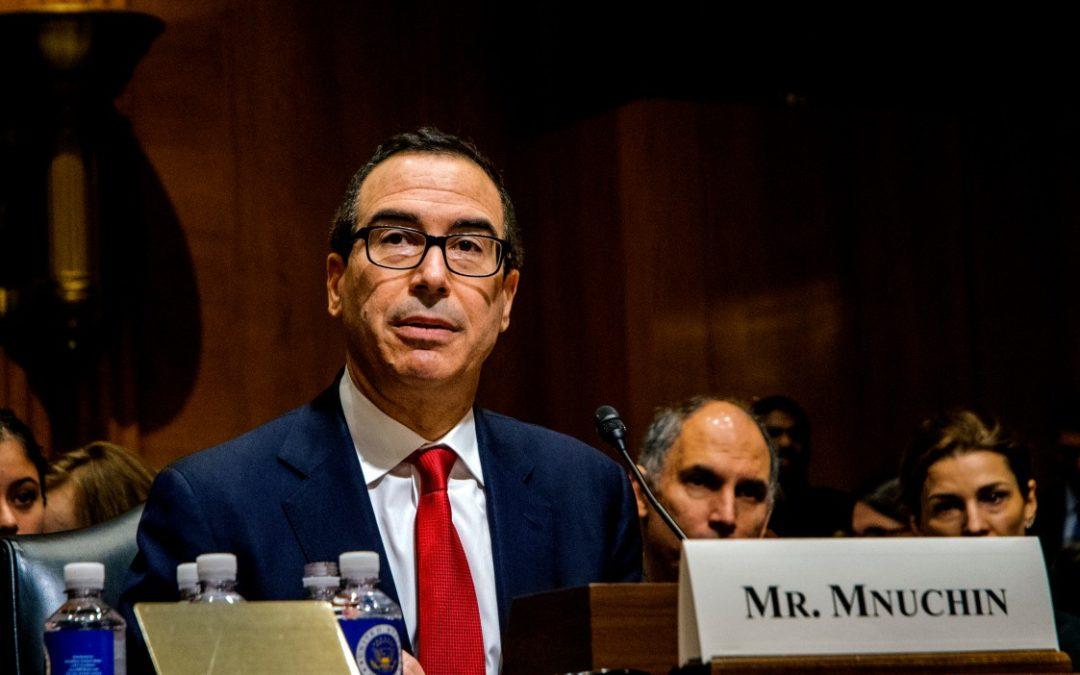 The U.S. pivot on digital tax talks