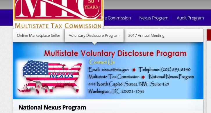 U.S. Tax Amnesty for Amazon FBA Merchants